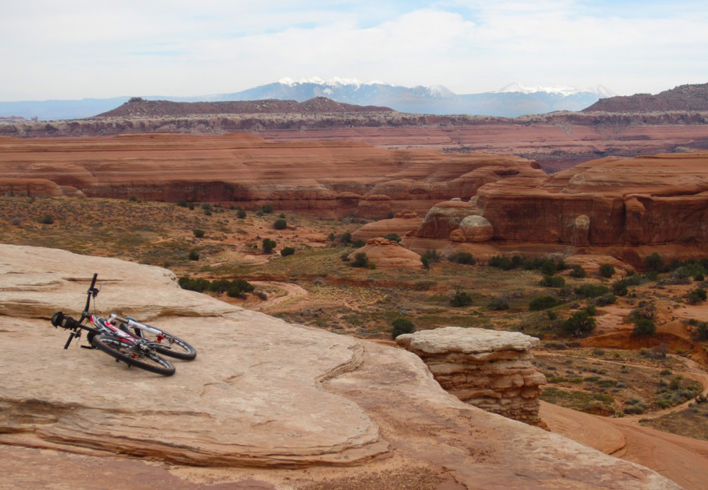 Hidden Canyon - Moab Mountain Biking