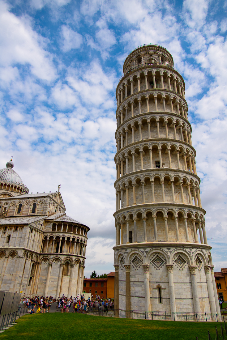 A Small Slice of Pisa