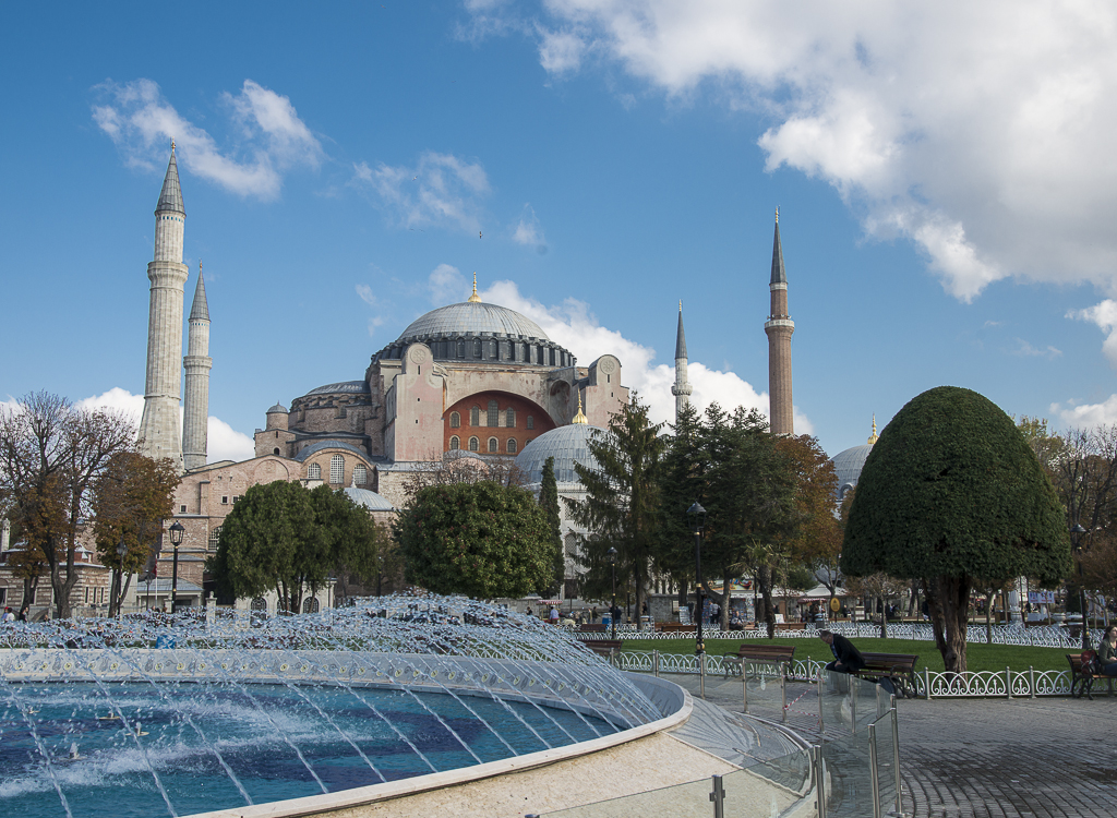 Istanbul (Not Constantinople)*