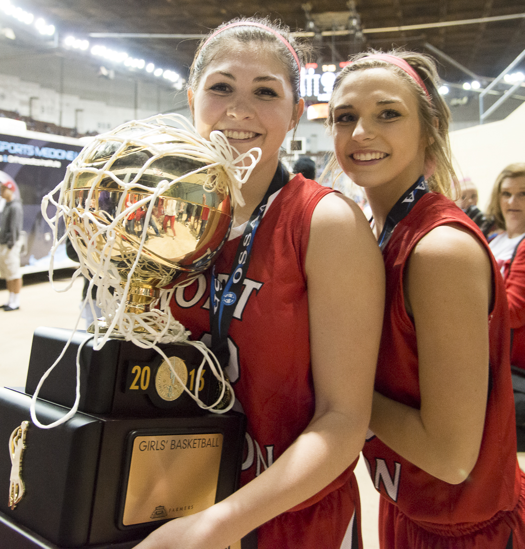 """State Champion Grace Parker"" and the Fort Gibson Lady Tigers"
