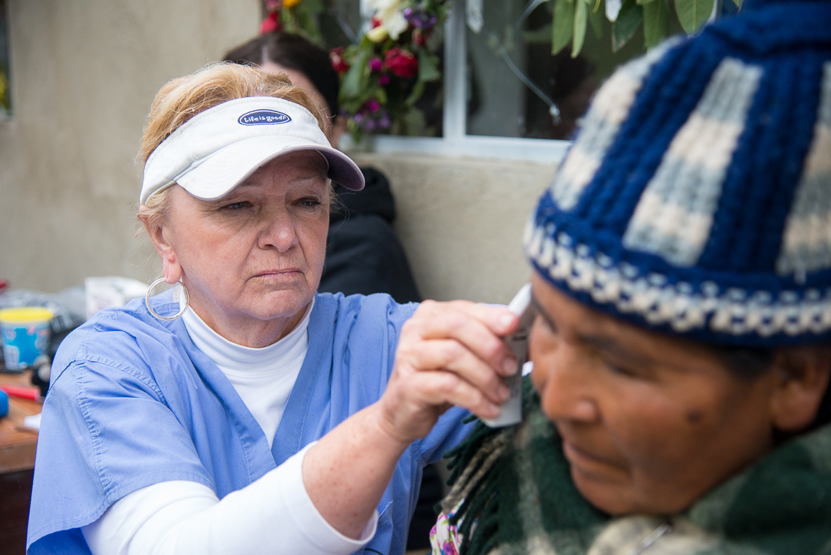 Help and Health in Capayque, Bolivia