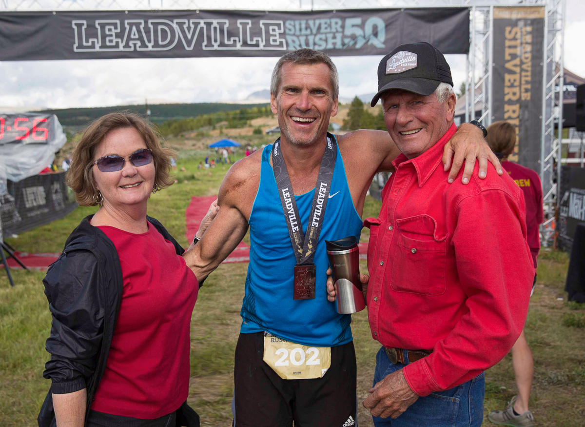 Leadville Silver Rush 50 Trail Run