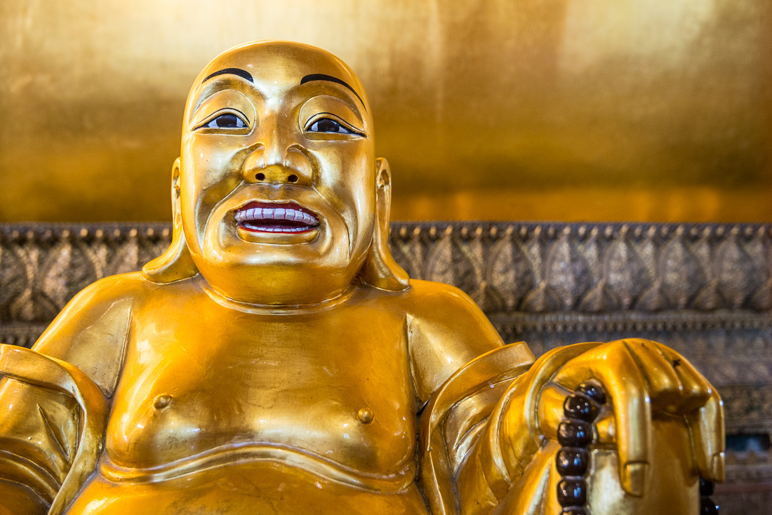 Bangkok 2015:  Wat Pho, And Other Important Questions