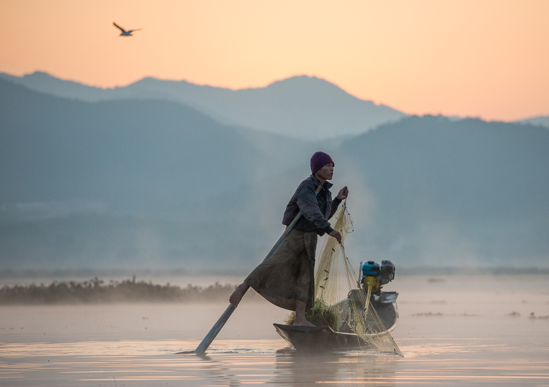 Inle Lake, Burma:  Life on the Water