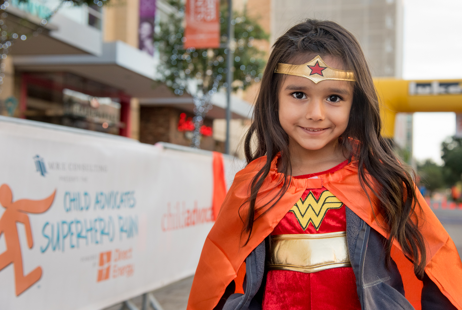 Superheroes III for Child Advocates of Houston