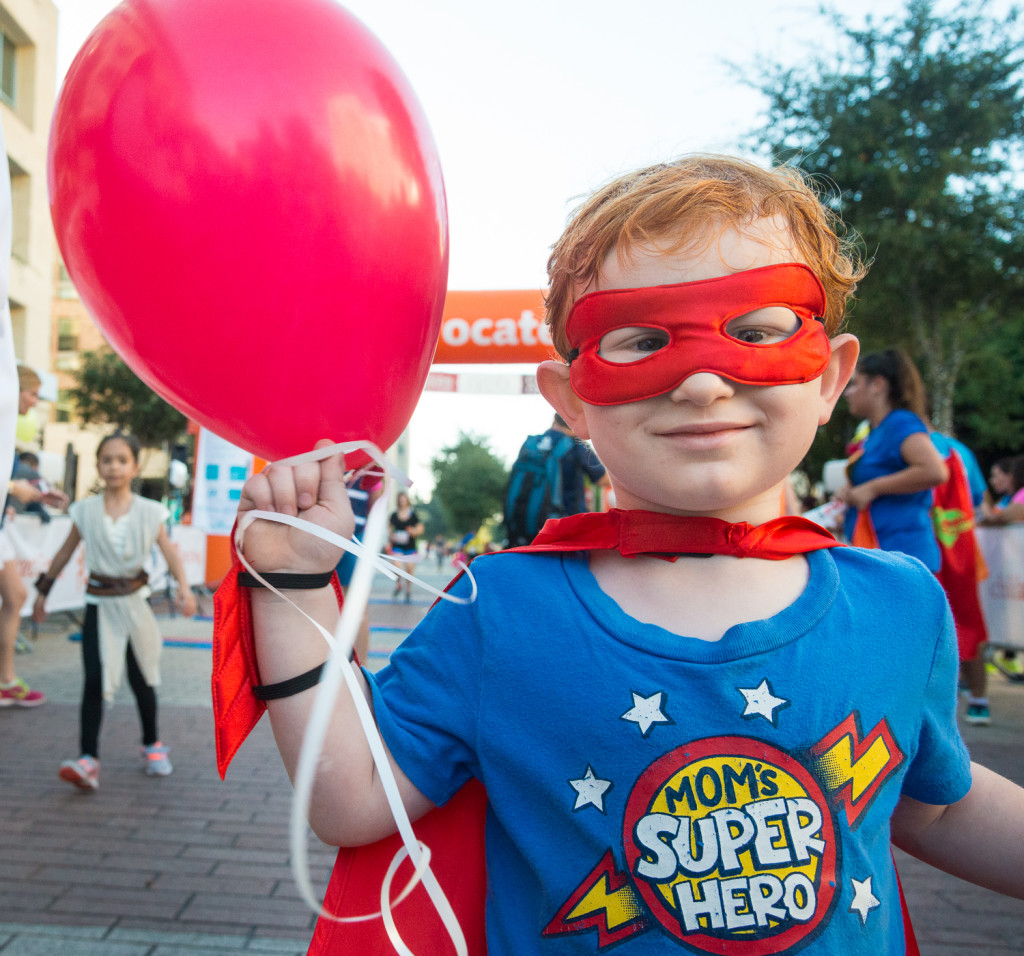Child Advocates Superheroes Run 2016